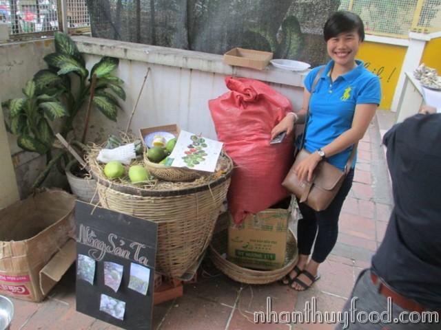 Nông Sản Ta- nơi cung cấp trái cây và các loại đặc sản hữu cơ của Miền Tây