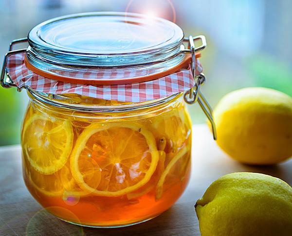 chanh đào mật ong thêm đường phèn là bài thuốc tốt nhất mà mỗi gia đình nên có