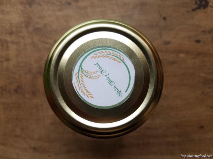 Dầu DỪa Xứ Nẫu-Organic -Nhân Thuỳ Food