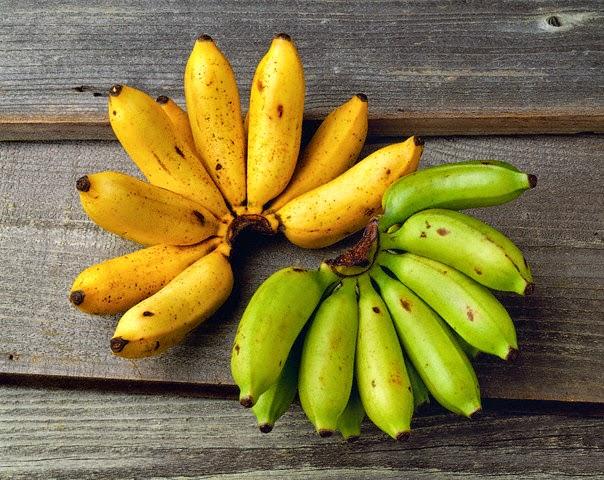 Chuối nếp nướng cốt dừa [Món ngon dùng Mạch nha thay đường]