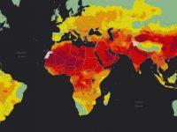 Bản đồ ô nhiễm không khí toàn cầu