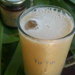 Giải nhiệt ngày hè với đồ uống thực dưỡng tạo ngọt bằng mạch nha.