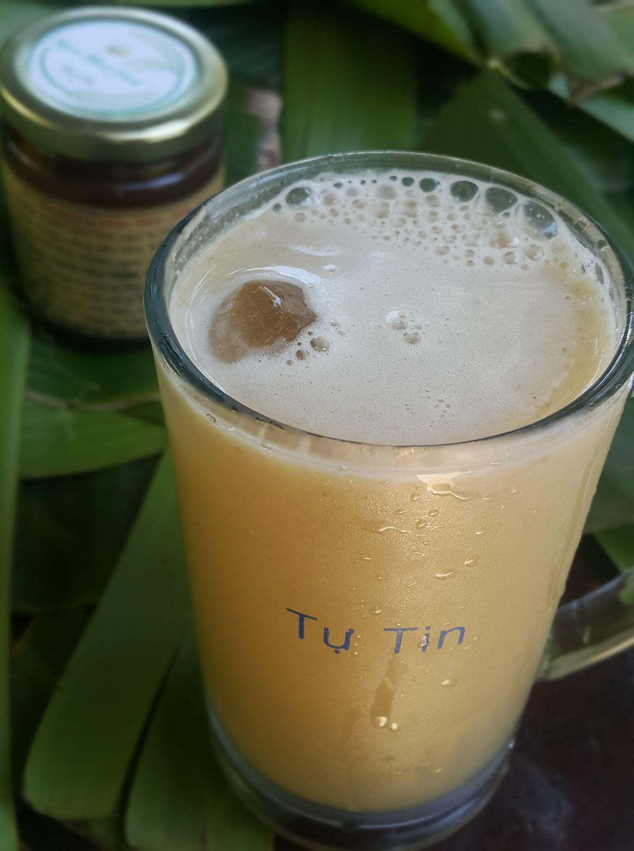 thức uống ngày hè theo thực dưỡng (ảnh Lan Thơ)