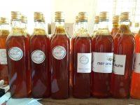 Chai mật ong rừng