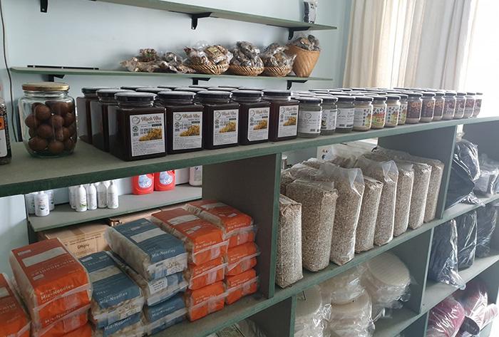 Mạch Nha Nhân Thùy hiện có mặt tại nhiều cửa hàng thực phẩm sạch trên toàn quốc
