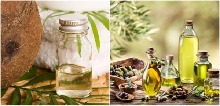 Tùy thuộc vào nhu cầu sử dụng mà lựa chọn dầu dừa hay dầu oliu