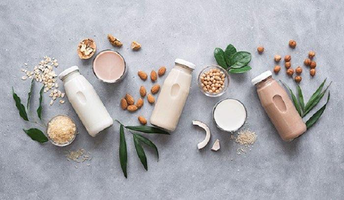 Sữa hạt có thể thay thế cho sữa