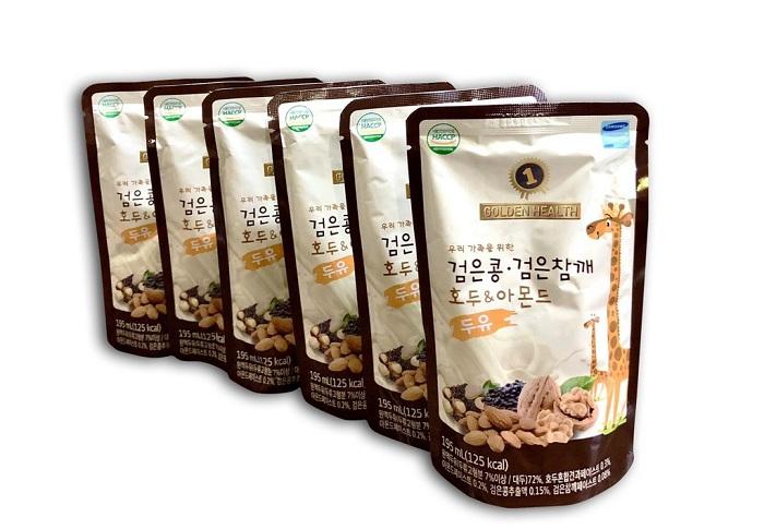Sữa hạt GoldenHealth