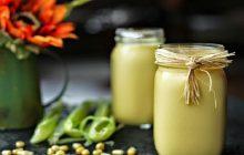 Sữa bắp hạt sen rất thơm ngon và bổ dưỡng